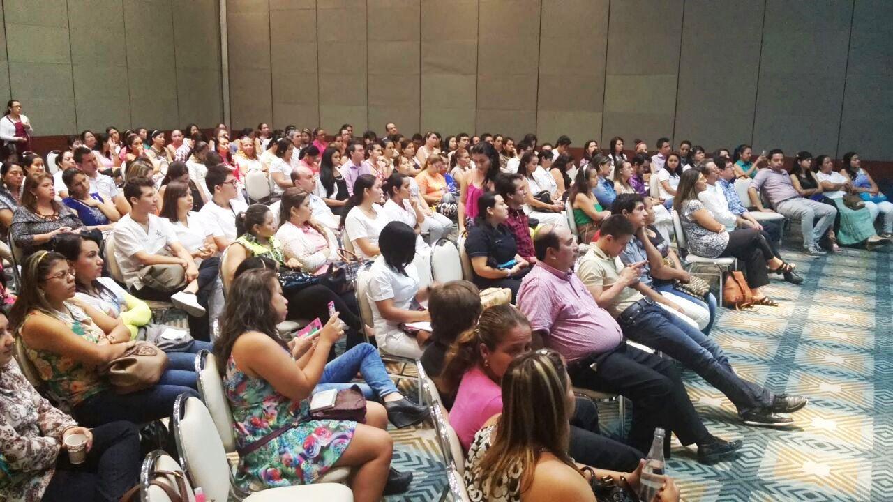 Simposio de Actualización en Vacunas 2015, en Villavicencio