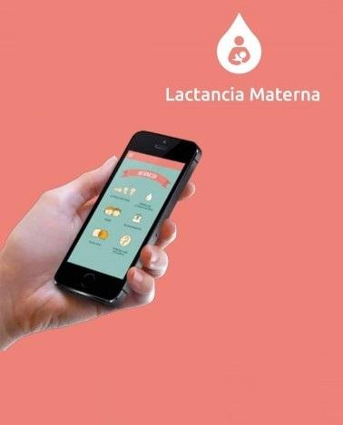 La SCP apoya nueva app sobre lactancia materna para dispositivos móviles