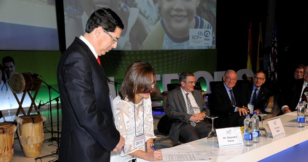 SCP y Fundación Plan, unidos por la niñez colombiana