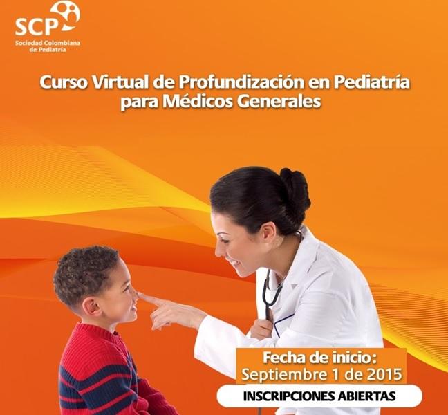Curso Virtual de Profundización en Pediatría para Médicos Generales
