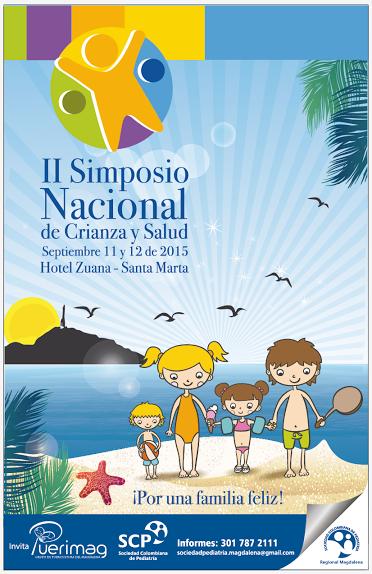 II Simposio Nacional de Crianza y Salud: cita para hablar de puericultura en Santa Marta