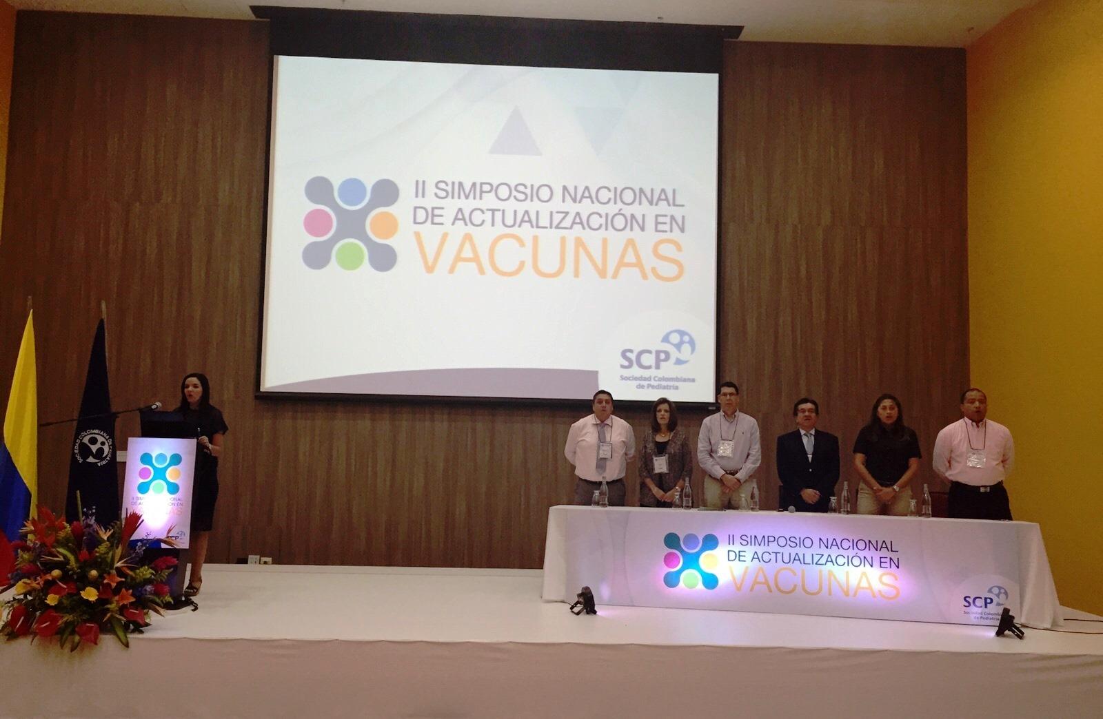 Barranquilla recibió a los participantes del II Simposio Nacional de Actualización en Vacunas