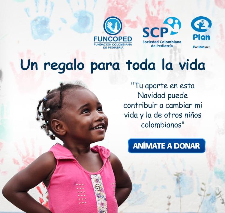 FUNCOPED y Fundación Plan, en una campaña de Navidad que cambiará vidas