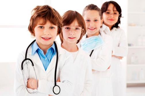 La salud infantil en el nuevo año 2016