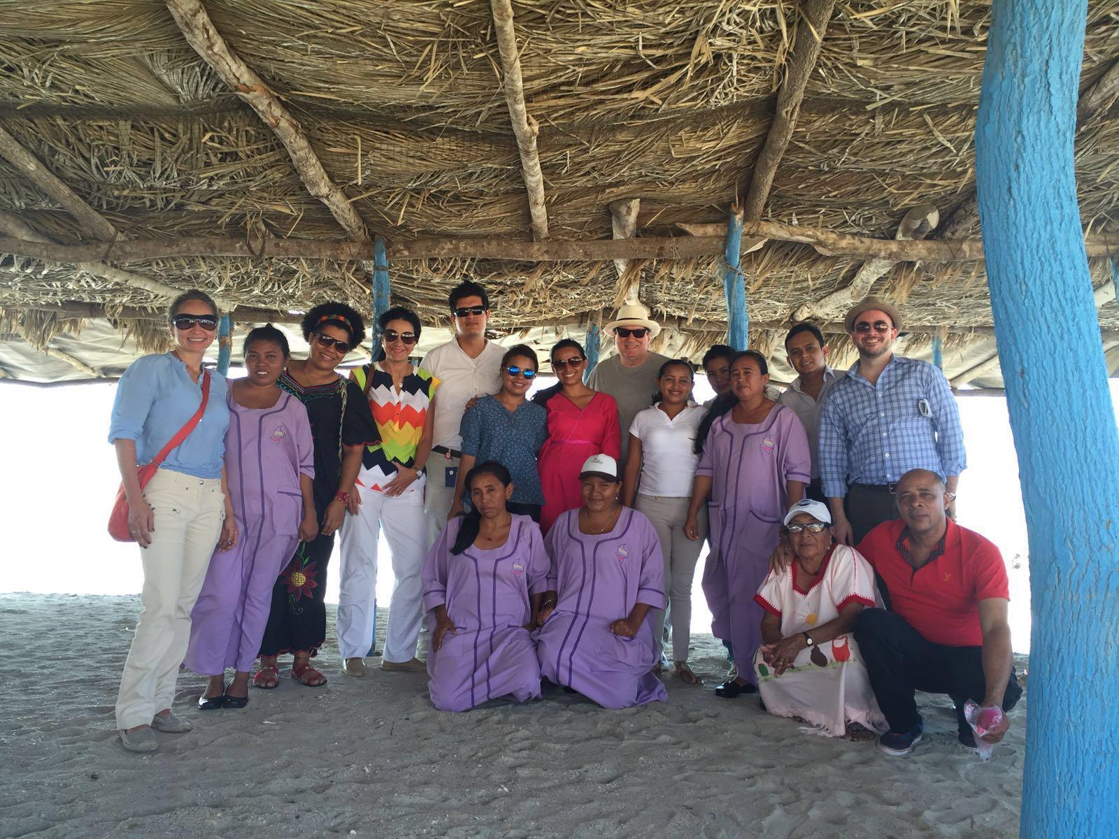 La Sociedad Colombiana de Pediatría y su compromiso con La Guajira