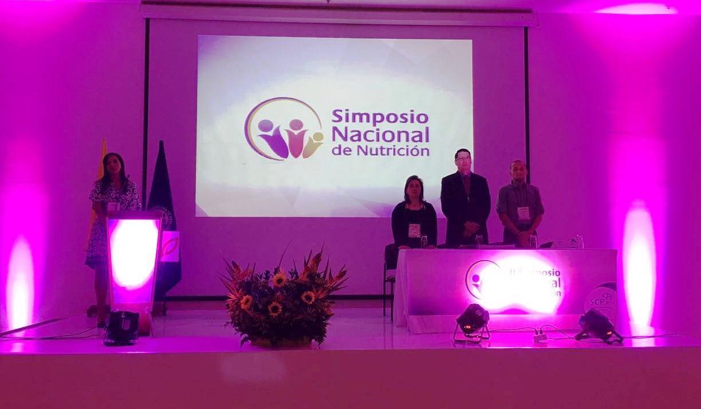 Una nueva cita por la infancia se celebró en el II Simposio Nacional de Nutrición, en Medellín