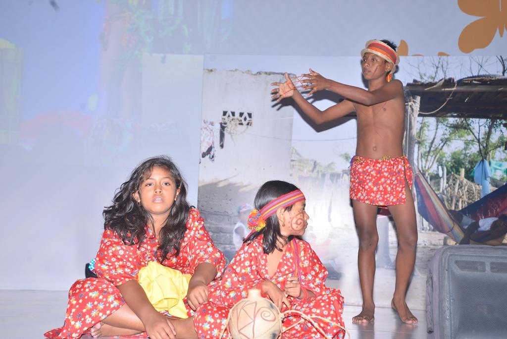 Los niños de La Guajira y Cartagena nos compartieron sus más profundos sueños