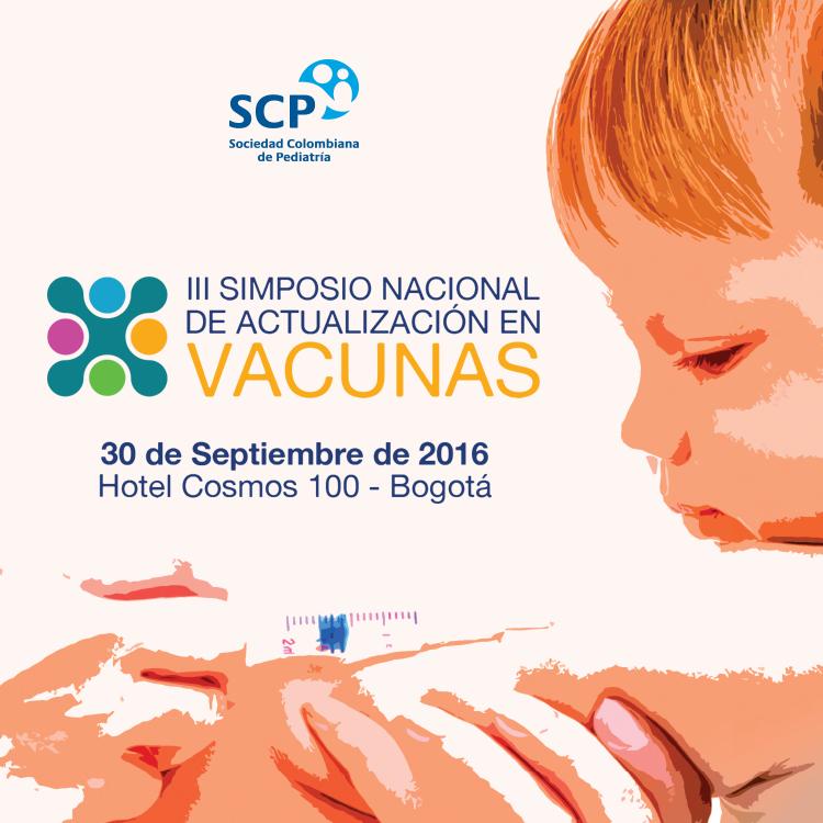 Por la salud infantil en Colombia, la SCP tendrá su III Simposio Nacional de Actualización en Vacunas