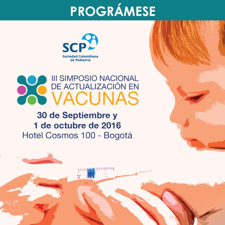 Poliomielitis, Dengue y VPH, entre los temas del III Simposio Nacional de Actualización en Vacunas