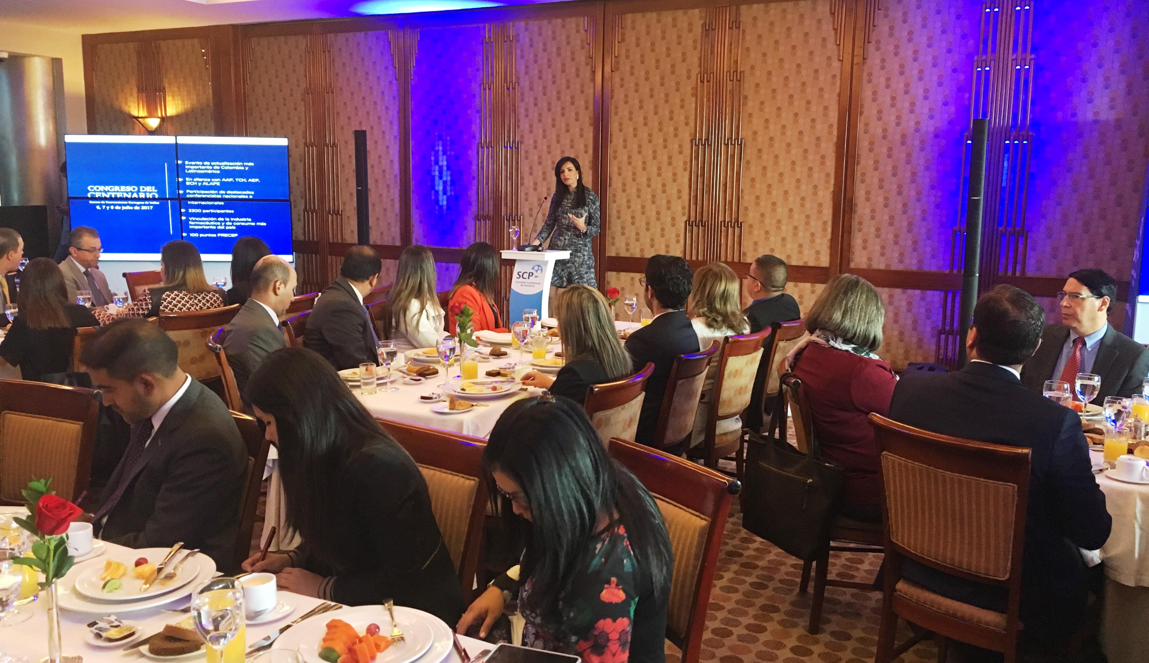 Lanzamiento del Plan de Actividades SCP 2017 a la industria nacional