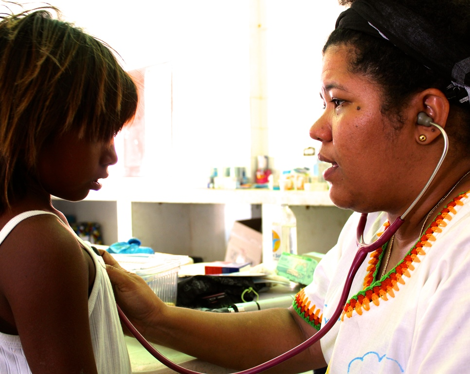 Los niños y niñas de La Guajira son prioridad para la Sociedad Colombiana de Pediatría