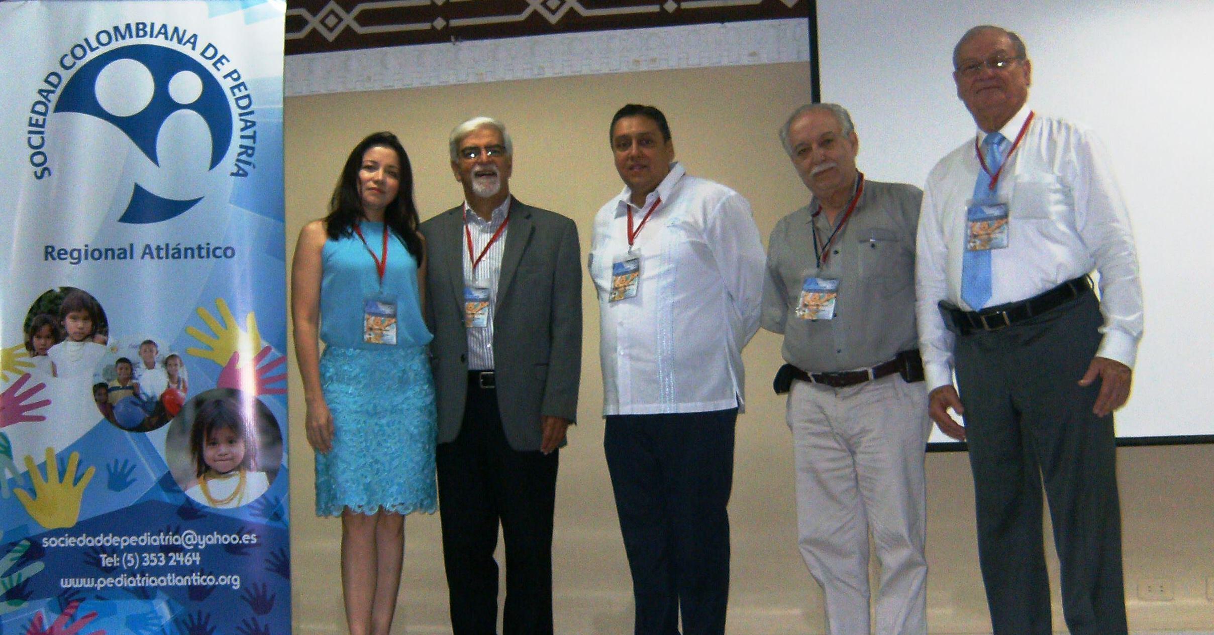 Barranquilla: Gran balance en la Segunda Jornada de Puericultura por la regional Atlántico SCP
