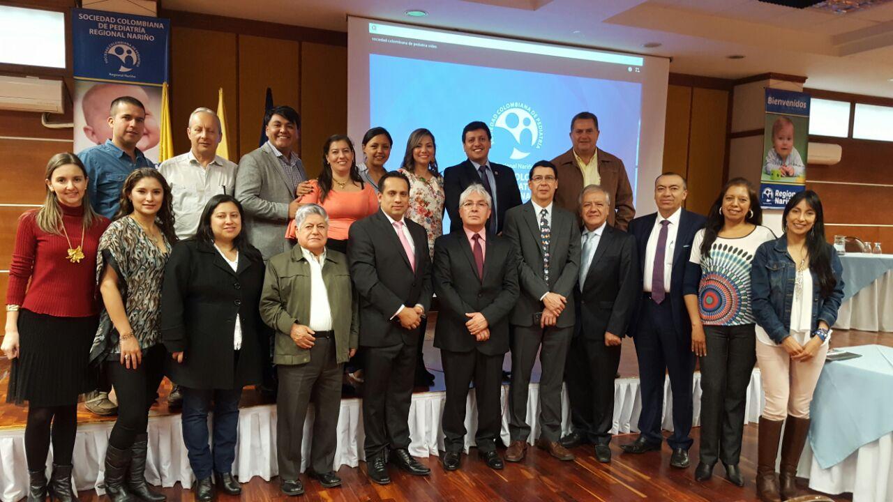 En Nariño se realizó exitosamente el 3er Congreso Regional de Neonatología