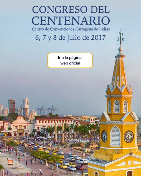 Visite la web del Congreso del Centenario, el gran evento de la Sociedad Colombiana de Pediatría