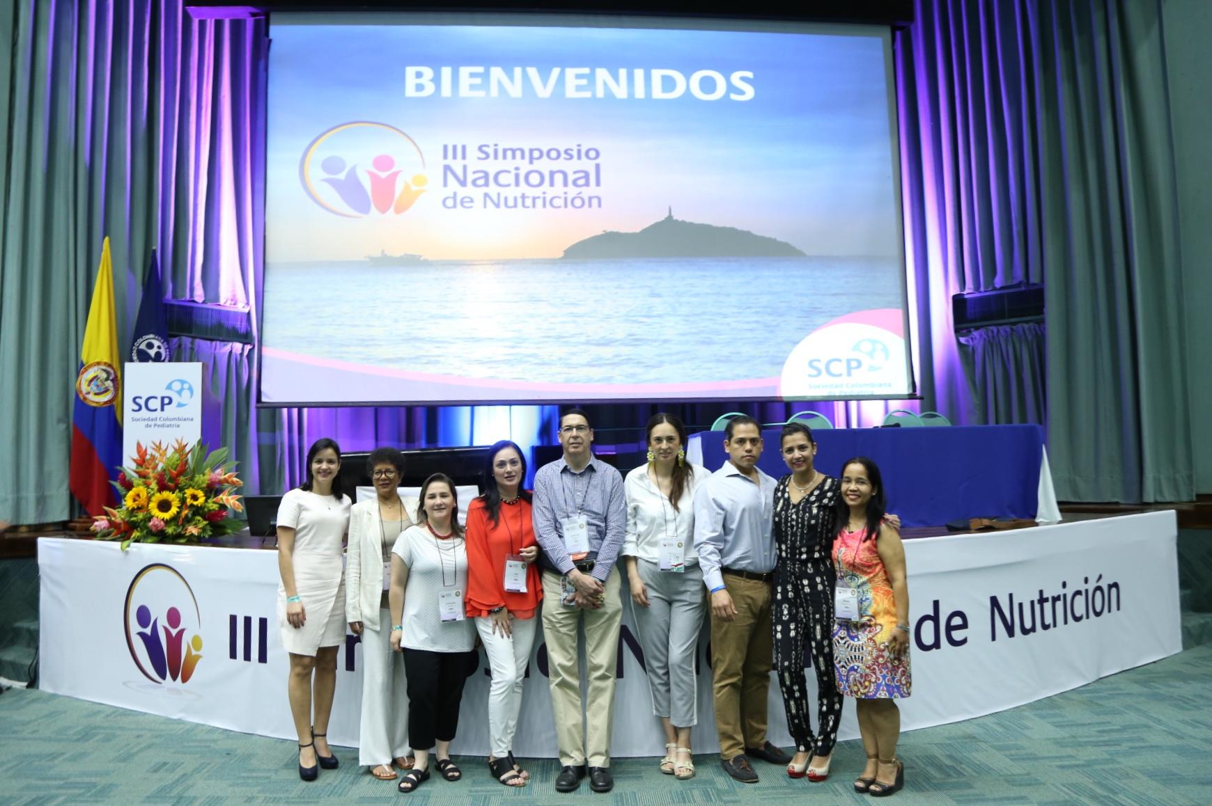 Santa Marta y el país le cumplieron la cita al III Simposio Nacional de Nutrición