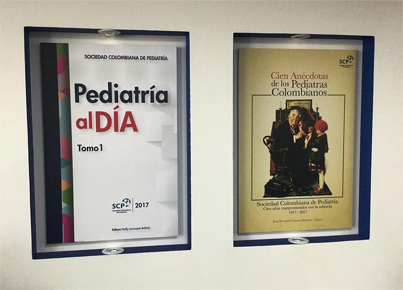 'Pediatría al día' y 'Cien anécdotas de los pediatras colombianos', lo más destacado del Congreso