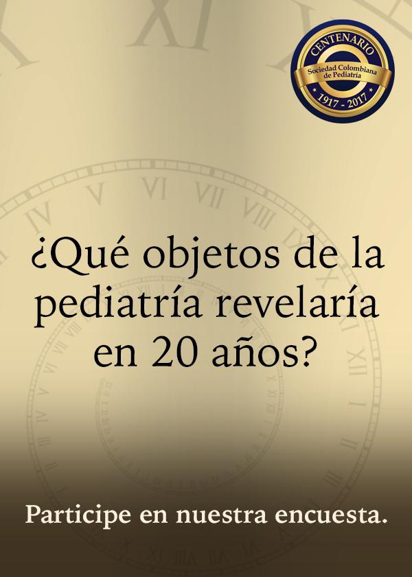 La Cápsula del Tiempo de la pediatría colombiana, un cierre con 'broche de oro' en el Centenario SCP
