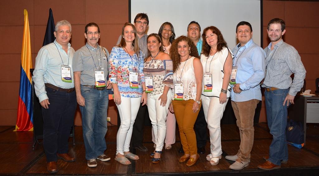 Elegida la nueva Junta Directiva Nacional de la Sociedad Colombiana de Pediatría, periodo 2018 – 2020
