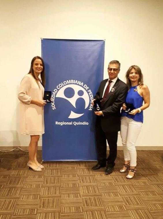 Sociedad Colombiana de Pediatría sigue conmemorando su año de Centenario con las regionales del país