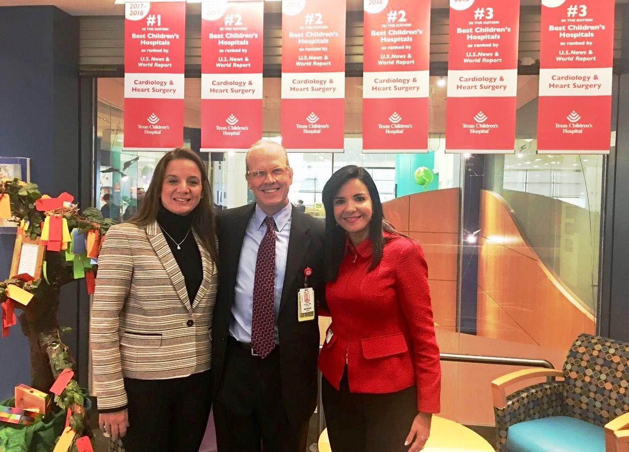 Sociedad Colombiana de Pediatría y Texas Children's Hospital, una alianza que se fortalece cada vez más