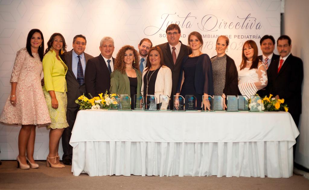 Junta Directiva Nacional 2018 – 2020 tomó posesión en la ciudad de Bogotá