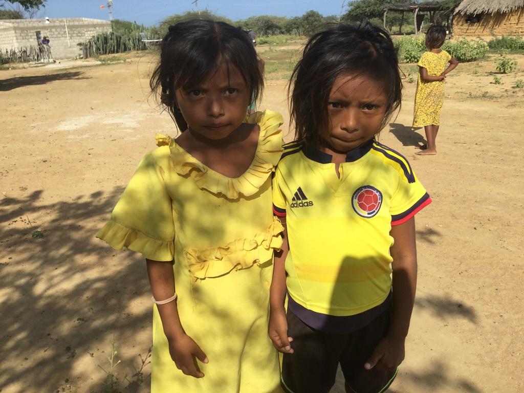 3.312 niños y niñas vacunados durante #OperaciónGuajira, con el apoyo de la Sociedad Colombiana de Pediatría