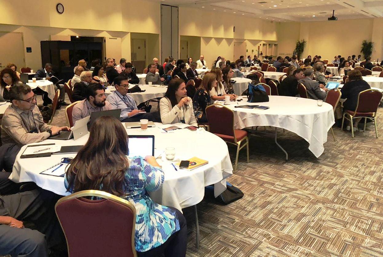 Sociedad Colombiana de Pediatría participó en la 8th International Conference on Global Health