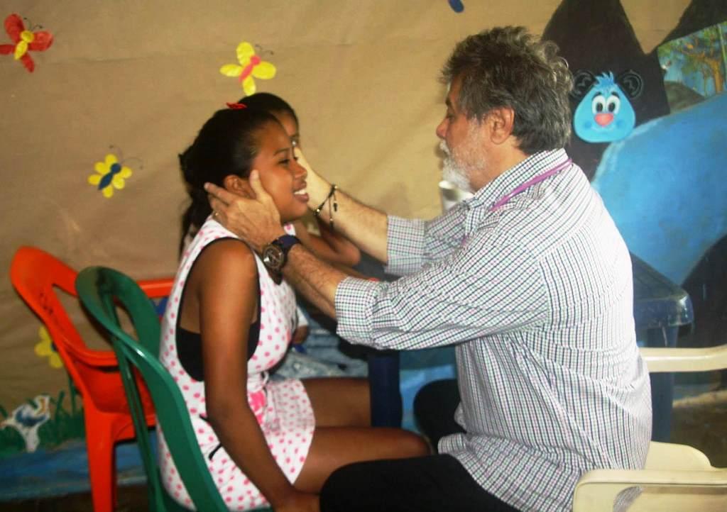 250 niños de Tubará atendidos por nuestra regional Atlántico en una jornada de salud con sentido social
