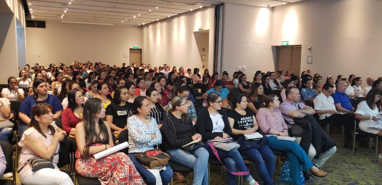 Simposios Regionales de Actualización en Vacunas, en varias ciudades de Colombia