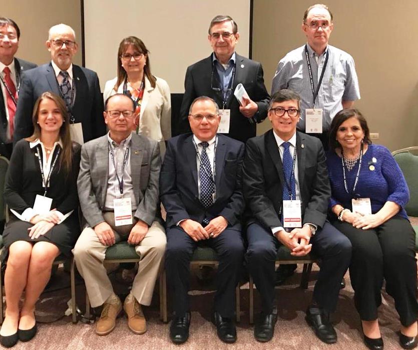 Doctora Marcela Fama, Presidente de la SCP, elegida vocal en nuevo Consejo Directivo de ALAPE, en Paraguay