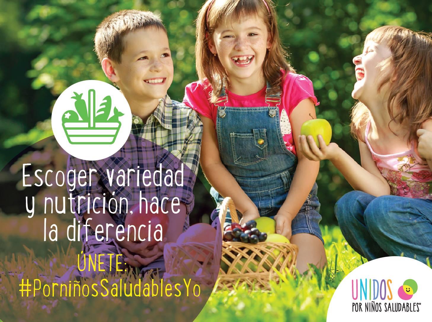 'Unidos por niños saludables', un movimiento que crece y apoya la Sociedad Colombiana de Pediatría
