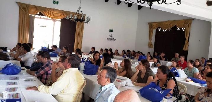 Municipio de El Socorro vivió las III Jornadas Itinerantes Pediátricas de nuestra regional Santander