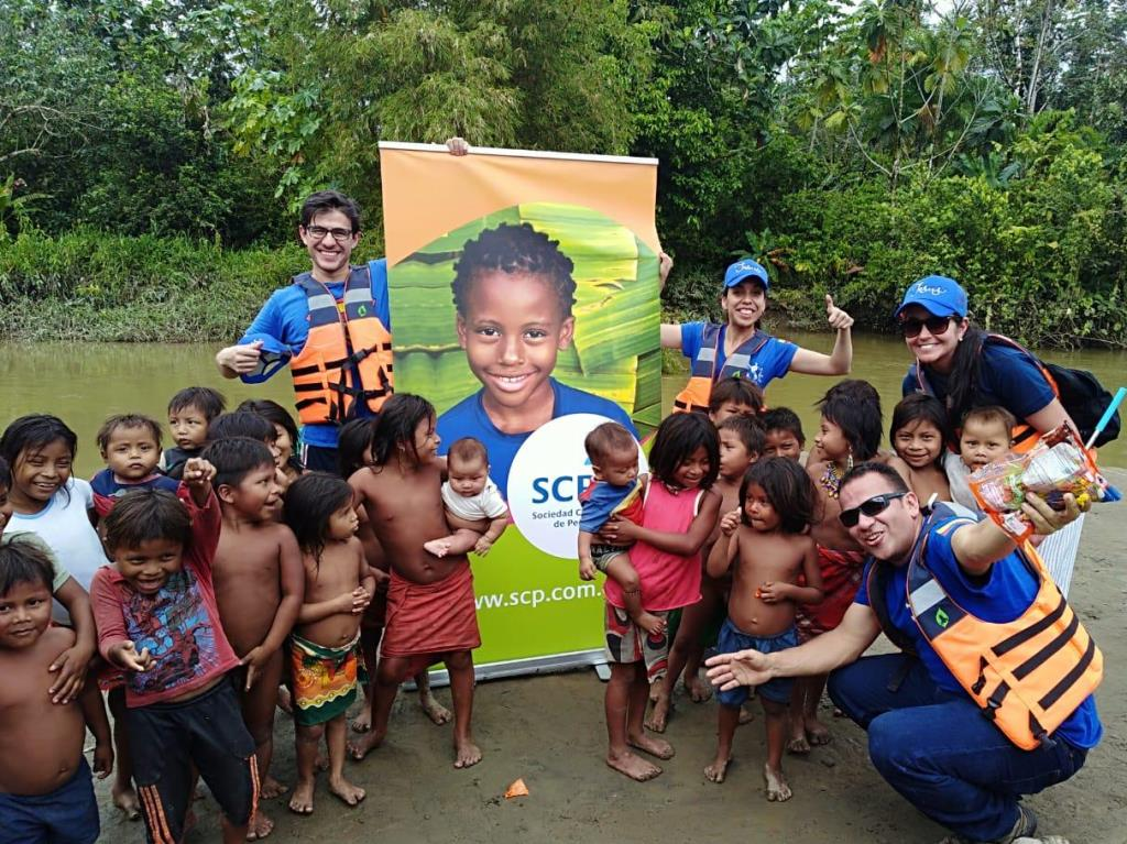 1.000 regalos de Navidad para los niños del Chocó, con el apoyo de la Sociedad Colombiana de Pediatría