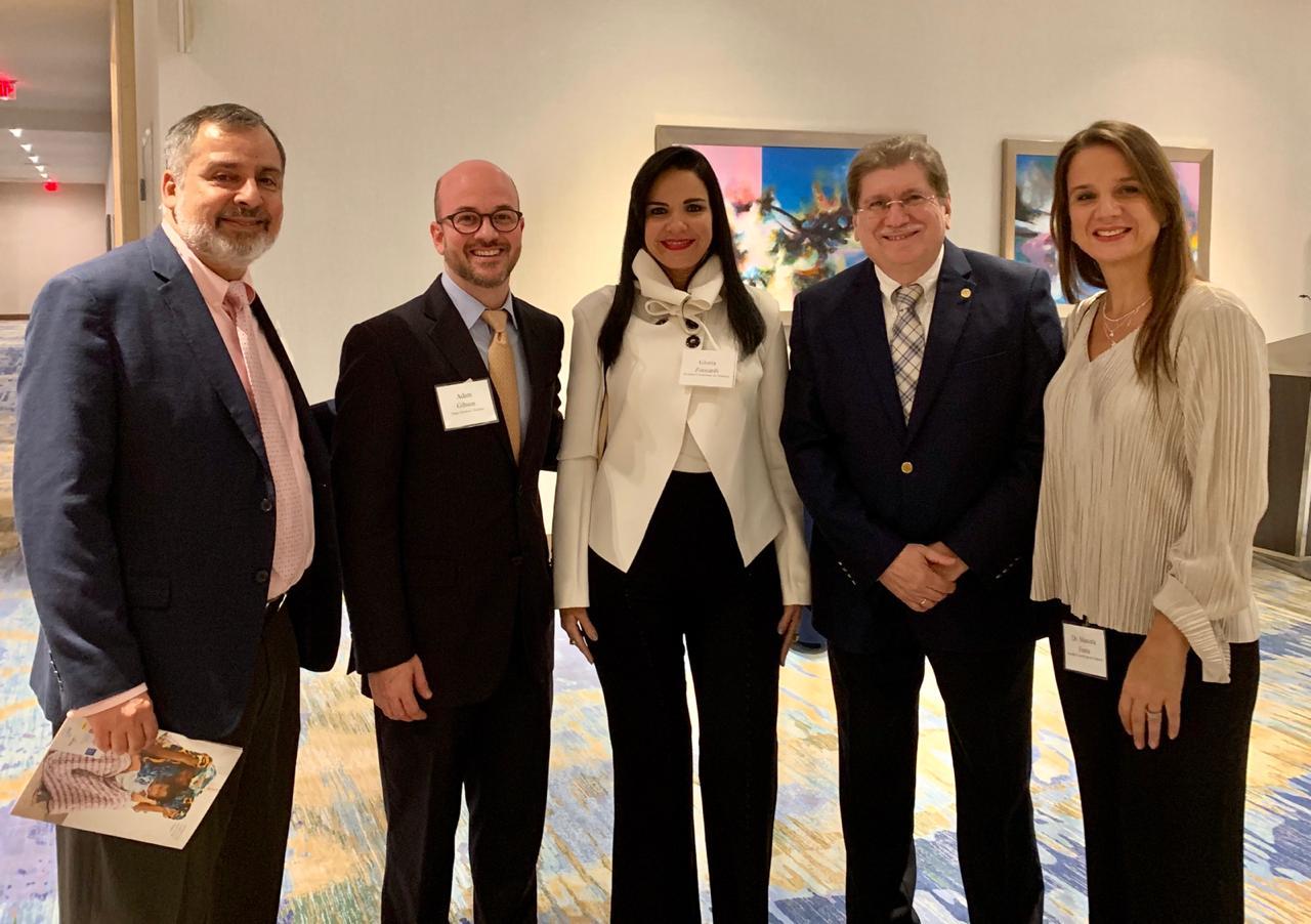 Colombia asistió a la Reunión Latinoamericana del Texas Children's Hospital